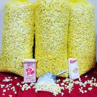 Large Bags Of Popped Popcorn